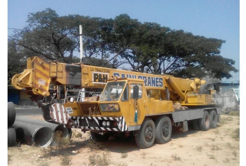 Service Provider of Cranes Service Providers Hyderabad Telangana